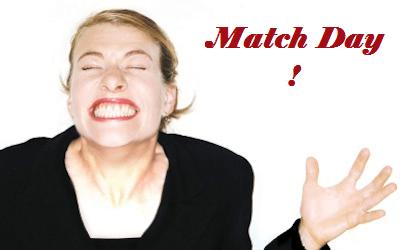 Match Day 2016